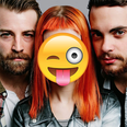 QUIZ: Can You Guess The Paramore Song From The Emoji Lyrics?