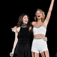 Lorde And Taylor Swift Surprise Fans WIth A Very Special Duet
