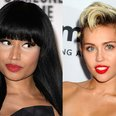 Miley Cyrus Just Picked A Fight With Nicki Minaj And This Could Get Awkward
