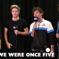 One Direction Switched Up The Lyrics To One Of Their Songs And We Can't Stop Laughing
