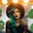 This Tumblr Ships Halsey And Pepe Because Nothing Is Sacred