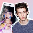 Melanie Martinez and Troye Sivan Make Musical Mashup Babies