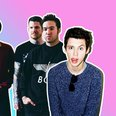 Troye Goes Pop Punk In New Fall Out Boy Mash Up And It's Lit AF