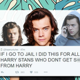 Is The Harry Styles Hack Proof That Directioners Have Gone Too Far?