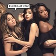Can You Spot The EPIC Photoshop Fail In This Pic Of Fifth Harmony?!