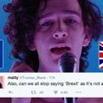 Watch Matty Healy's Dance Moves Perfectly Explain WTF