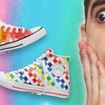 Converse's New Rainbow Pride Collection Will Leave You BANKRUPT AF