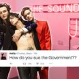 Wait…Did The UK Government Just Steal From The 1975?!