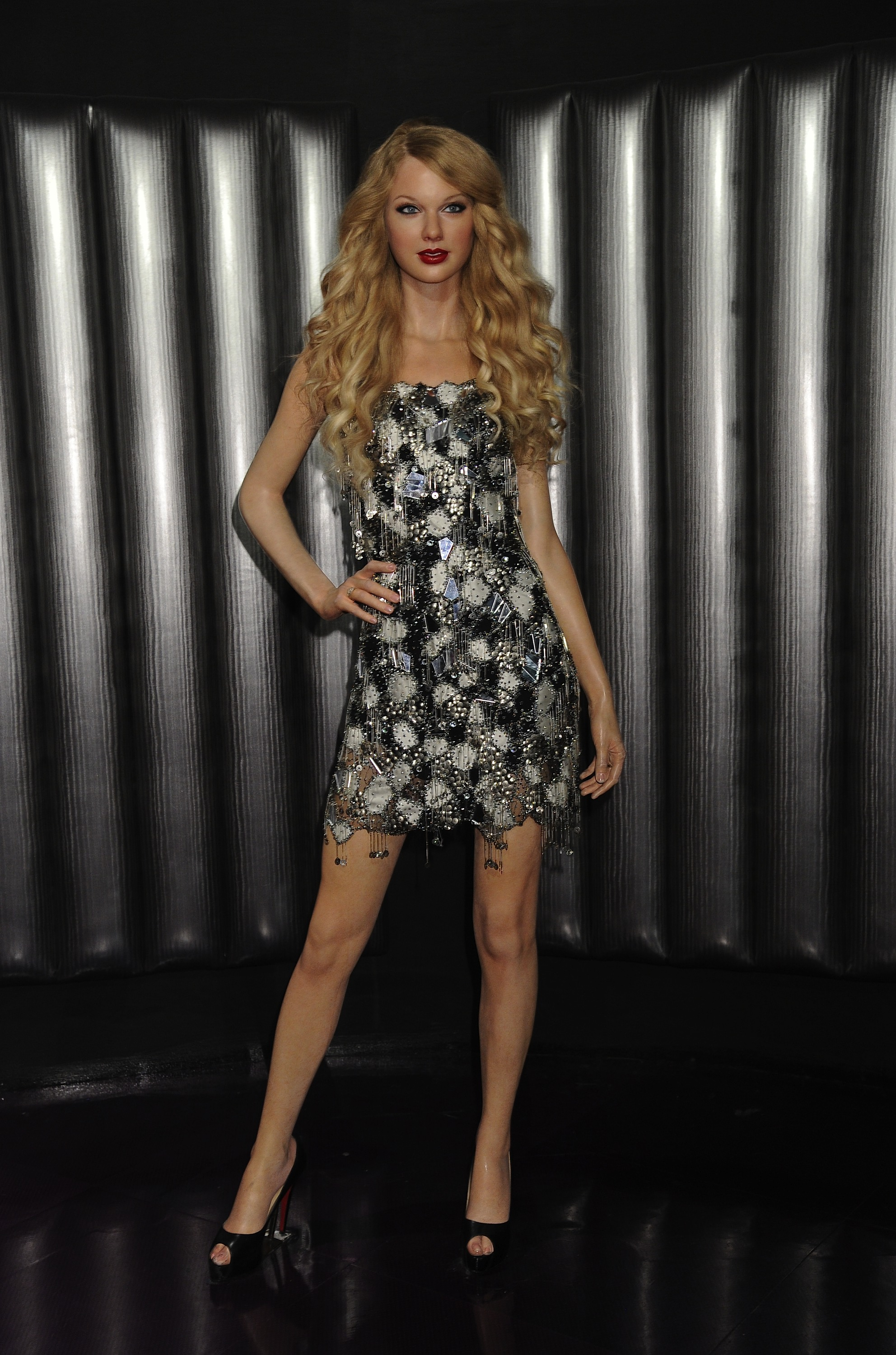 Taylor Swift waxwork