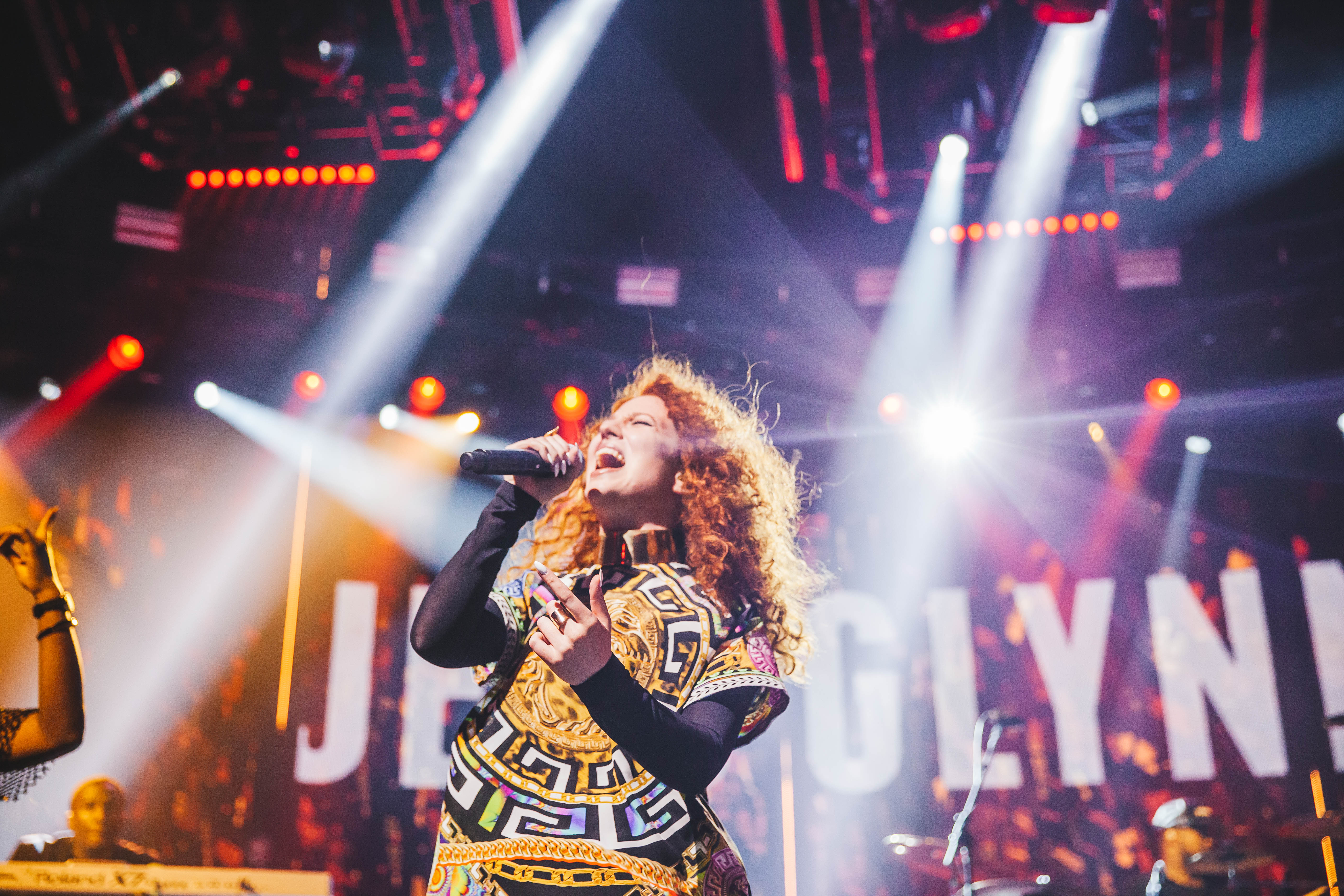 Jess Glynne at iTunes Festival 2014