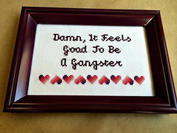 Etsy Embroidery