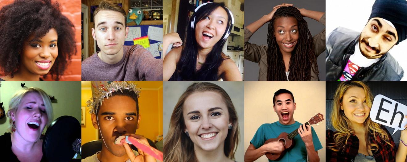 YouTubers of 2015