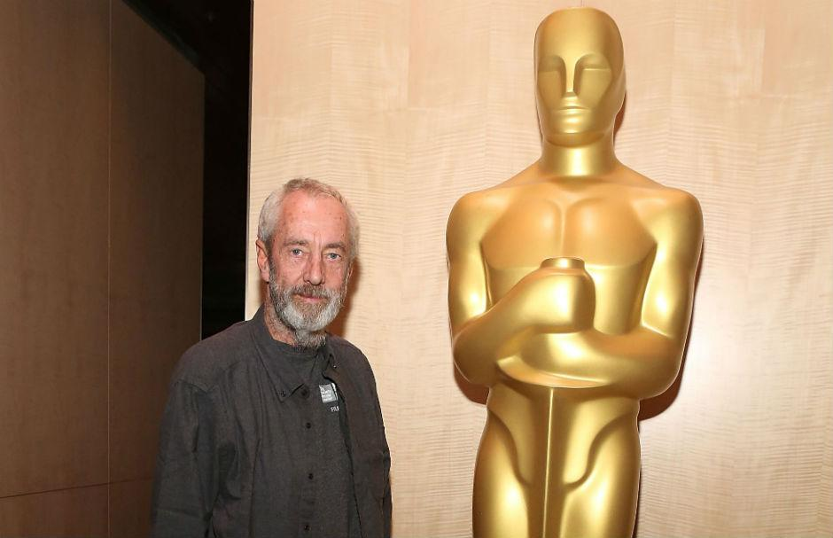 Dick Pope at the Academy Awards