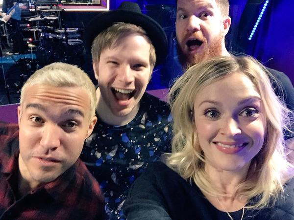 Fall Out Boy on Live Lounge