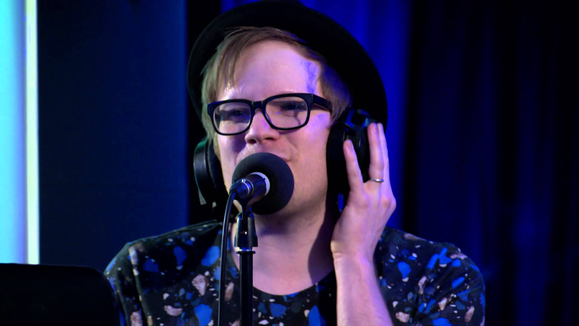 Fall Out Boy's Patrick Stump on Live Lounge