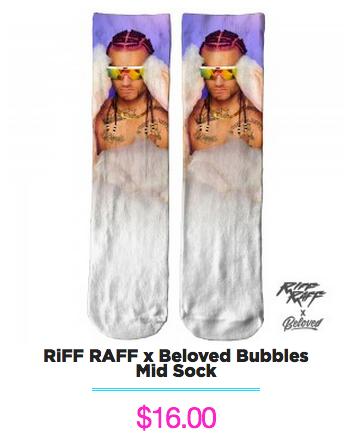 RiFF RAFF Socks
