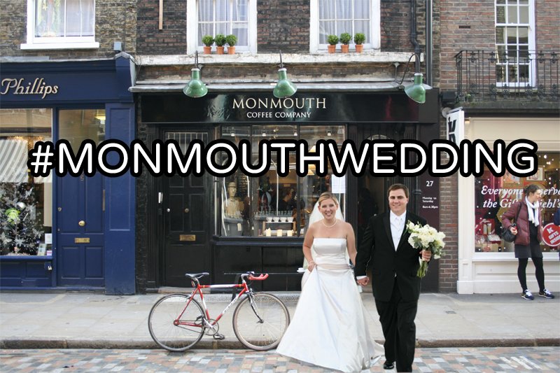 #monmouthwedding