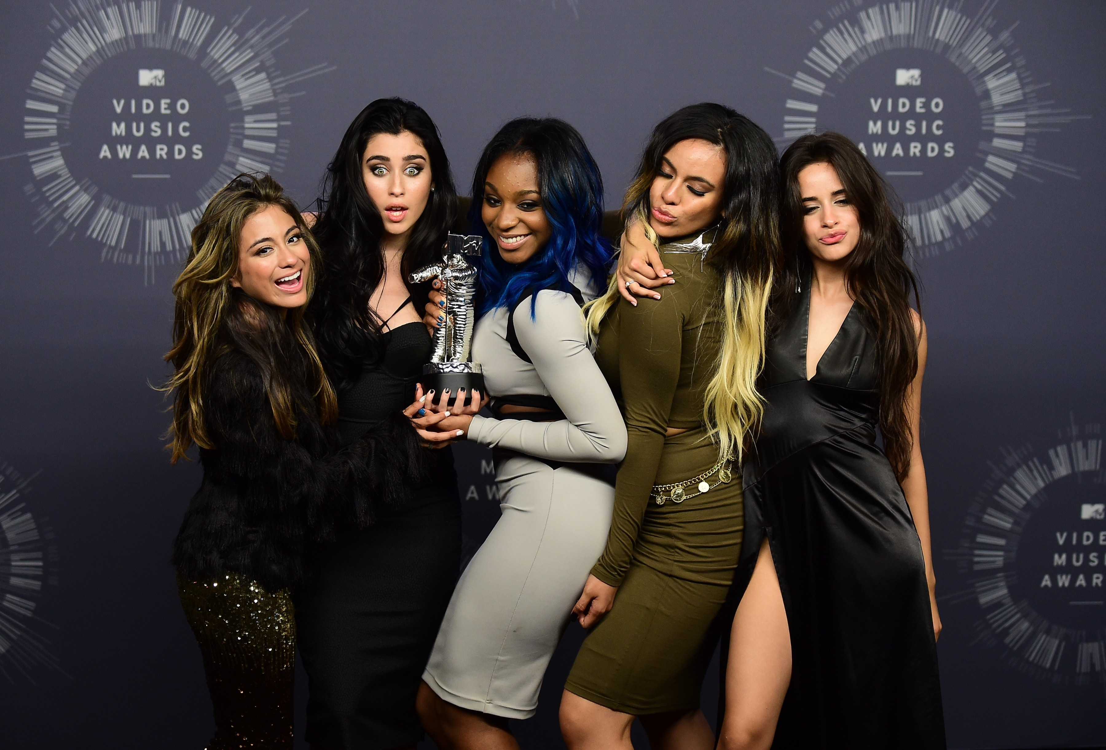 Fifth Harmony 2014 VMAs