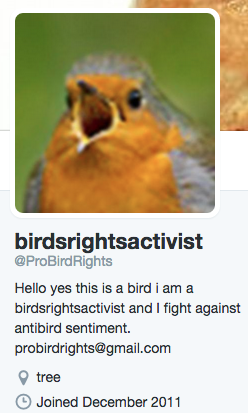 BIRDRIGHTSTWITTER