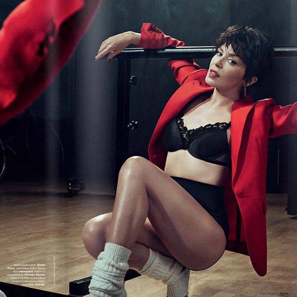 Kylie Minogue - Russian Tatler