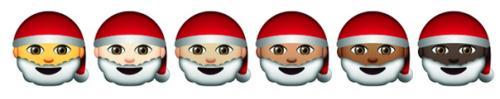 Diverse Emoji