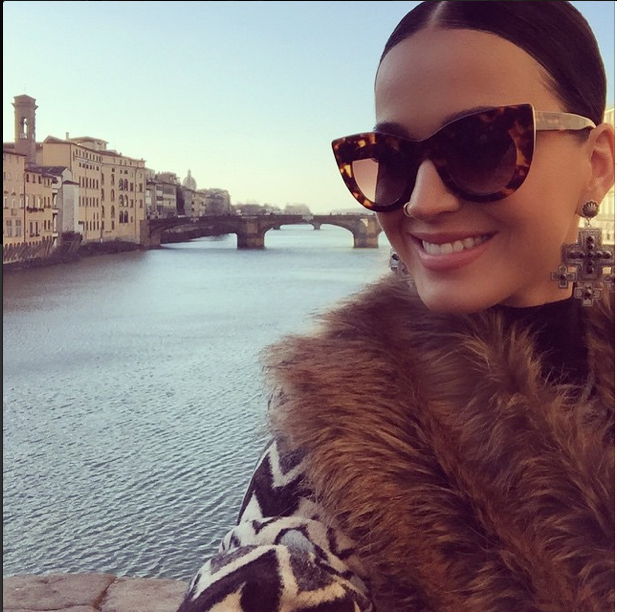 Katy perry in Italy