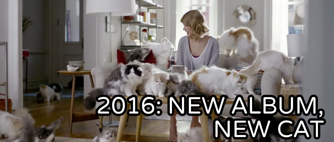 Taylor Swift's Five-Year Plan
