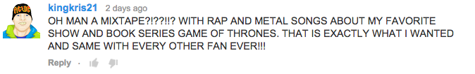 Catch The Throne Fan Reaction
