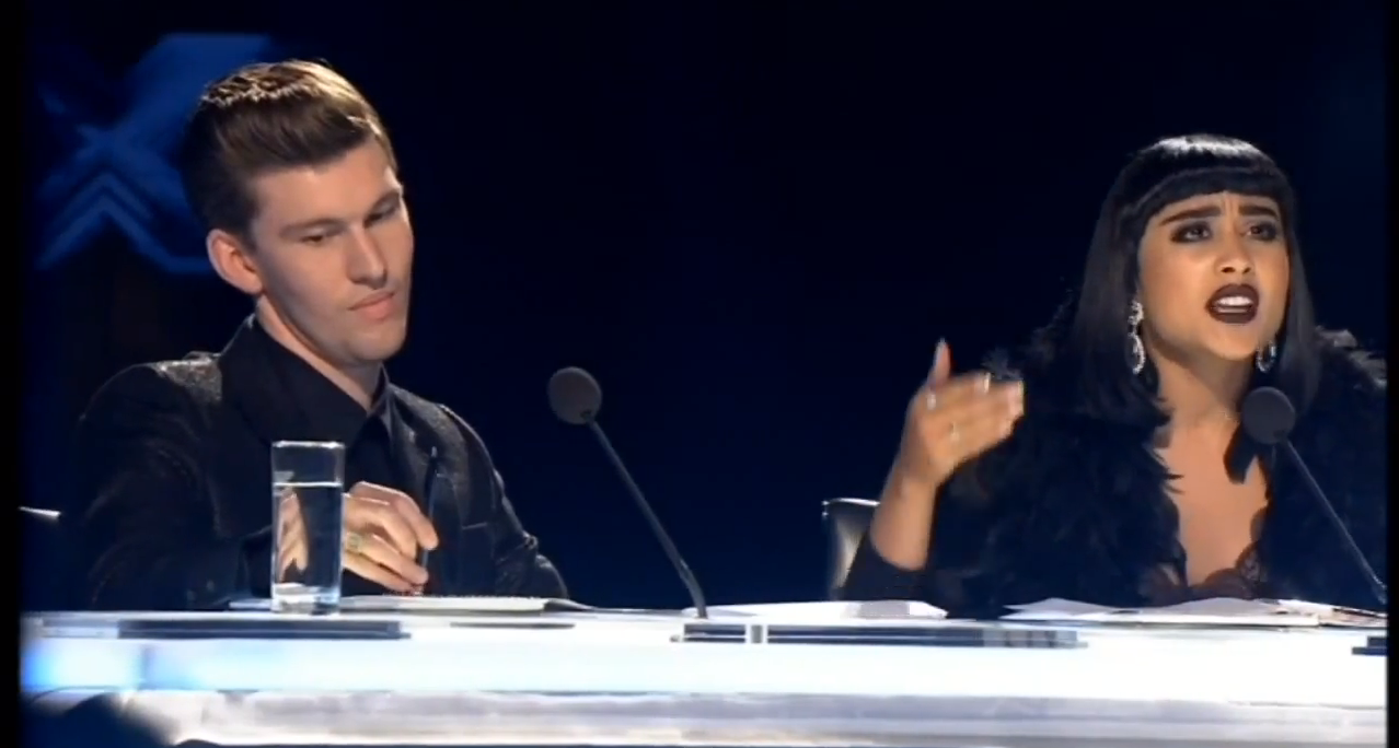 X Factor NZ Natalia Kills & Willy Moon