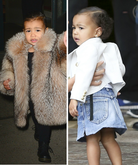North West style