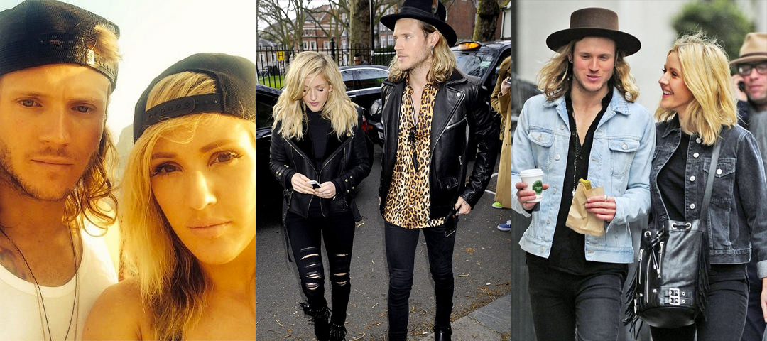 Ellie & Dougie dressing the same