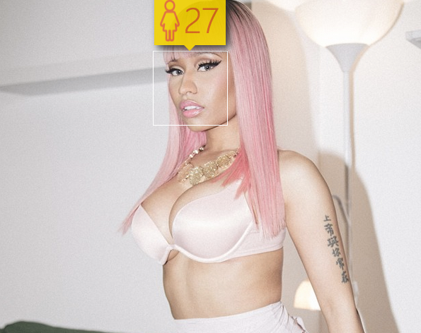 nicki minaj how old