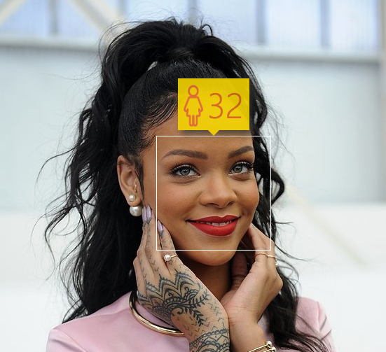 rihanna how old