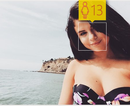 Selena Gomez how old