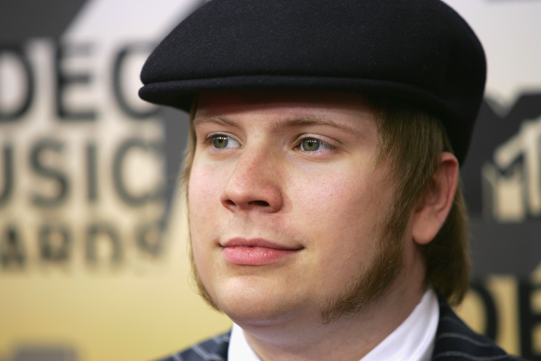 Patrick Stump 2005