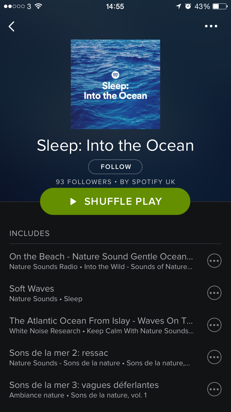Weirdly Specific Spotify Playlists