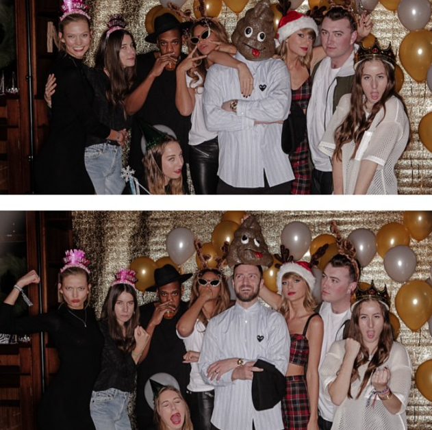 Taylor Swift's own birthday party