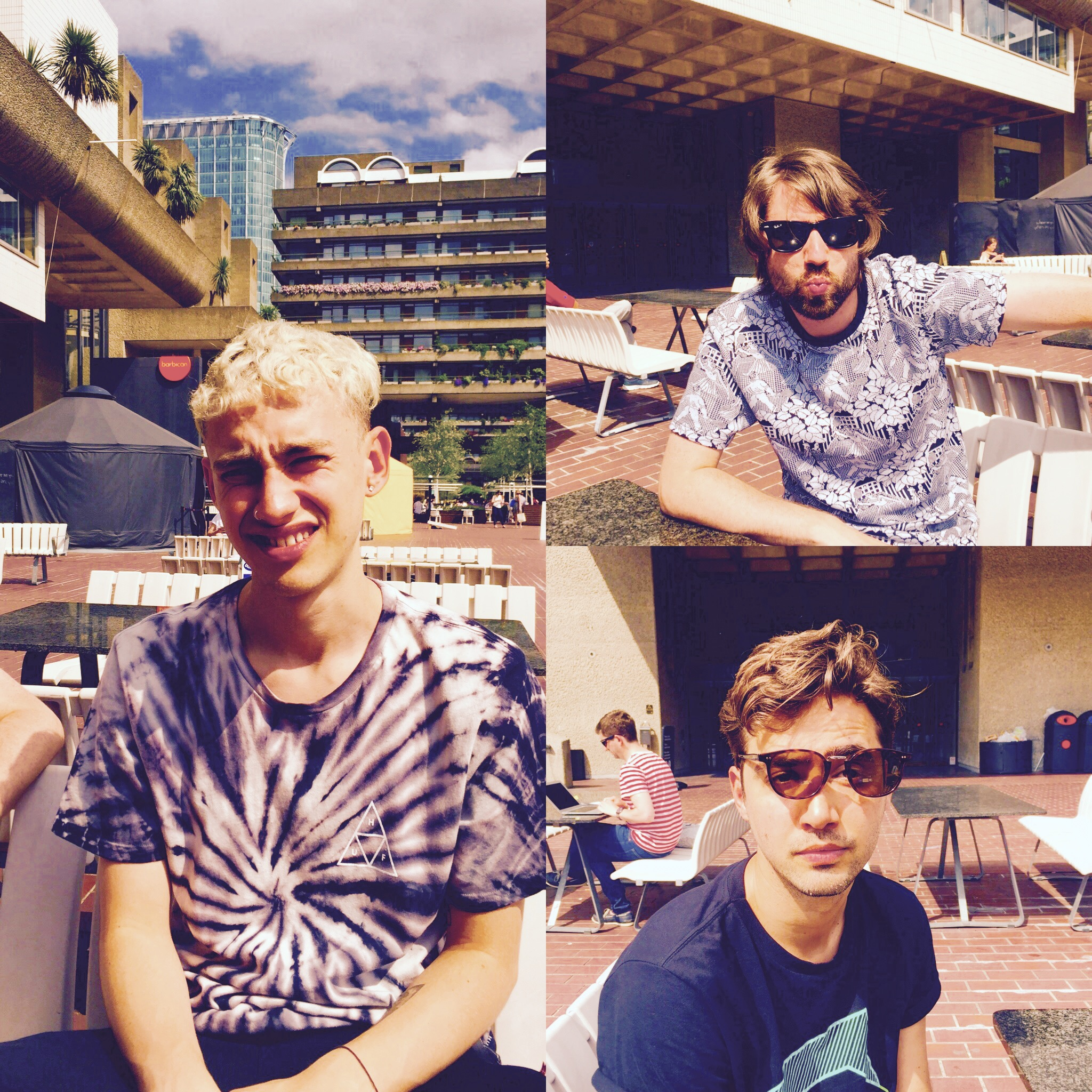 Put together Image of years & Years