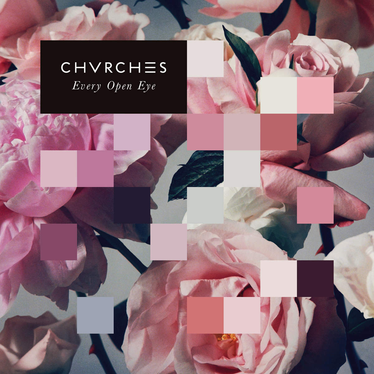 The album art for CHVRCHES new album