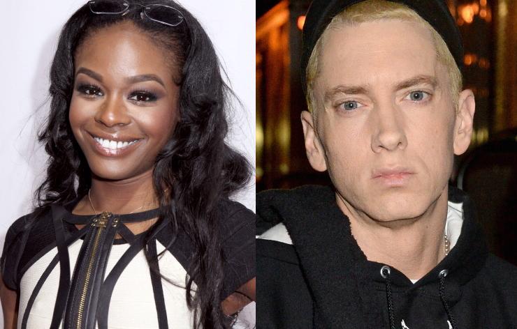 Eminem and Azealia Banks