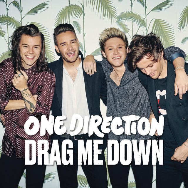 One Direction Drag Me Down