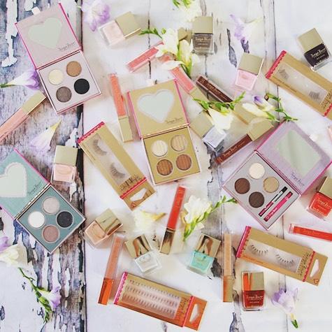 Tanya Burr's new cosmetic range