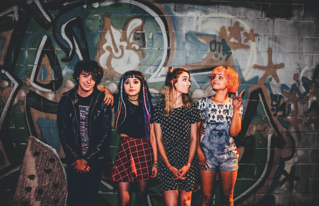 Hey Violet Press Picture