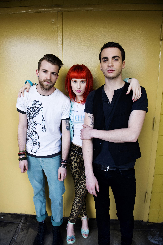 Paramore press shot