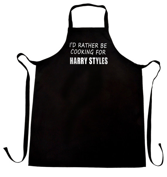 harry styles apron