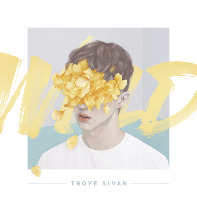 Troye Sivan Wild EP Cover Art (low res)