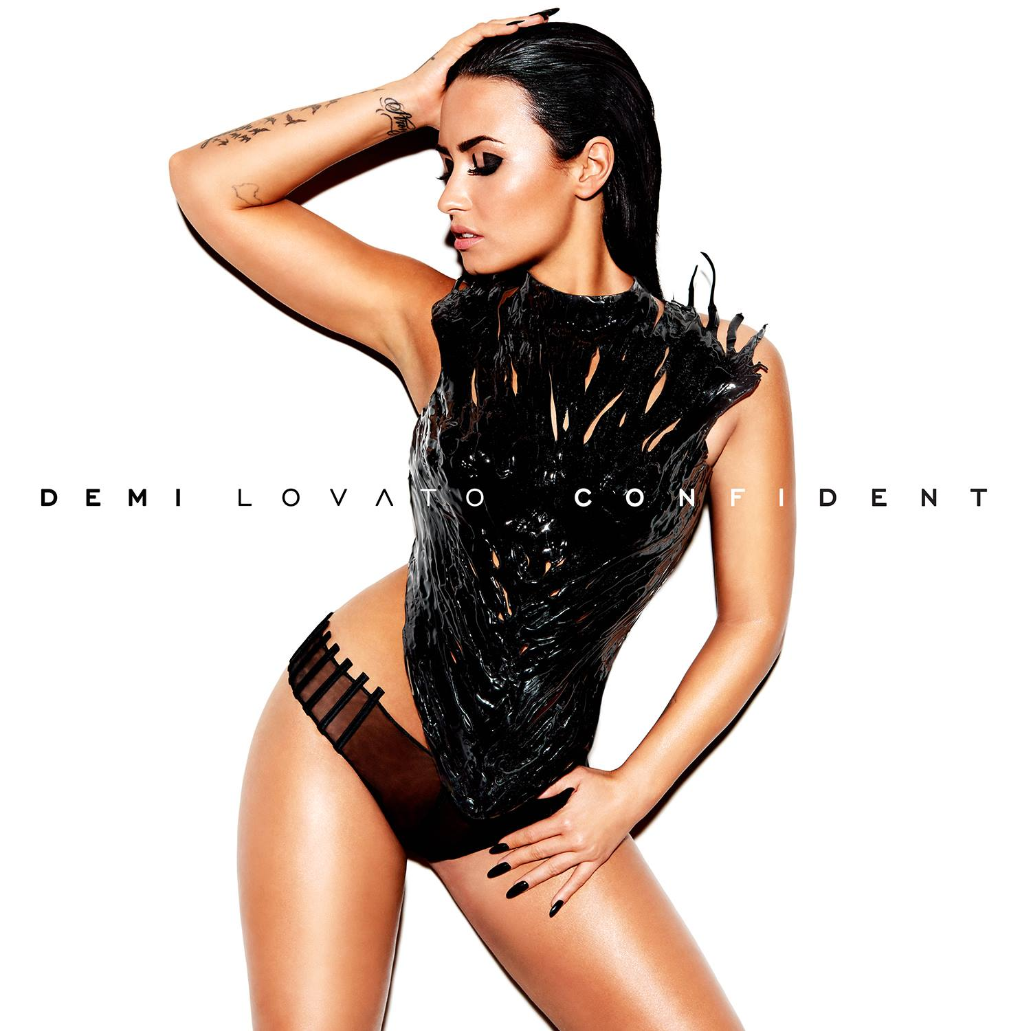 Demi Lovato Confident Album Covera
