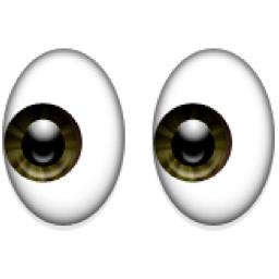 Eye emojis