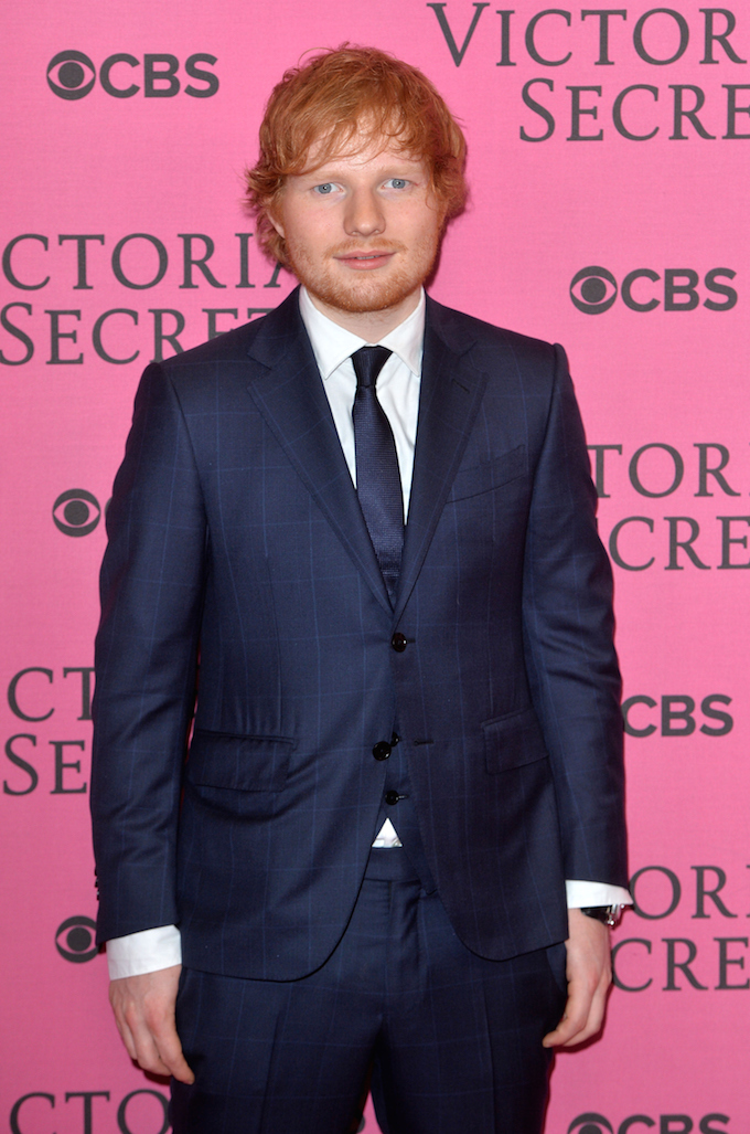Ed Sheeran Suit (Check shirt)