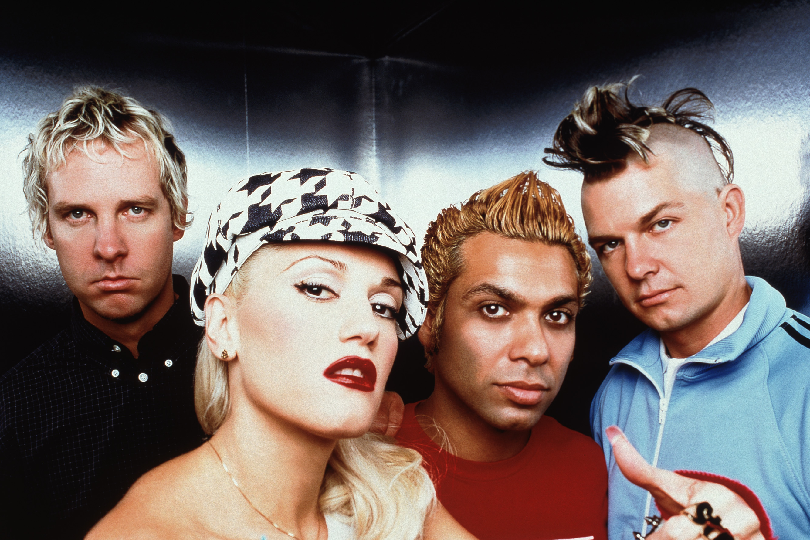 No Doubt Press Picture 90s